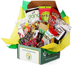 healthy snack gift basket big box subscription healthy