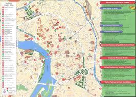 Notre Dame Campus Map Toulouse Tourist Attractions Map Toulouse Attraction Map