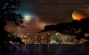 Night City Hd Walldevil
