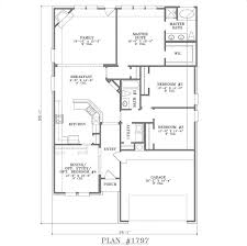 Bedroom House Plans One Story No Garage Bathroom Single Bonus 4 12 Bedroom House Plans