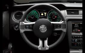 Black 2014 Mustang 2014 Shelby Mustang Gt Sc Rear Interior Seats 2014 Ford Mustang