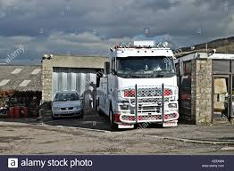 volvo company a volvo heavy wrecker from a small private derbyshire haulage