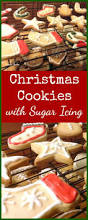 christmas cookies with sugar icing lovefoodies