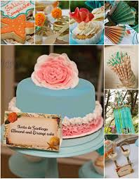 Cake Decorations Store Kara U0027s Party Ideas Spanish Beach Party Planning Ideas Supplies