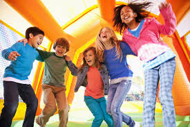 Trading Spaces Hildi 9 Rules To Follow To Keep Your Children Safe On Bounce Houses