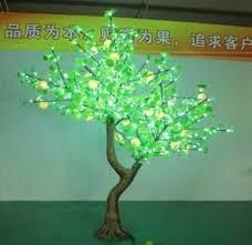 tga 32 1 8m height low price led simulation tree led lighted