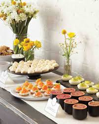 Ideas For Bridal Shower by How To Plan A Bridal Shower Martha Stewart Weddings