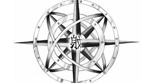 nautical compass tattoo designs nautical compass tattoo design