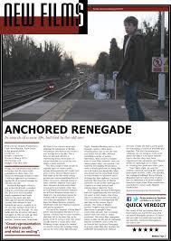 How To Write A Movie Review Paper Final Film Review Magazine Page Shelley S A2 Advanced Portfolio