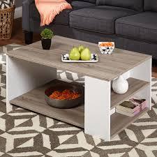 Coffee Table Storage by Urban Coffee Table Walmart Com