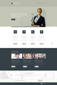 marketing agency responsive website template 48774