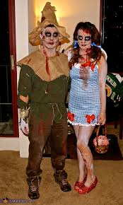 scarecrow costume dorothy and scarecrow costume