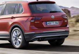 volkswagen tiguan interior 2017 vw tiguan is bigger more mature and more premium