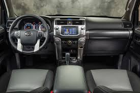 mitsubishi adventure 2017 interior 2017 toyota 4runner reviews and rating motor trend