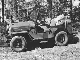 first willys jeep jeep history in the 1950s