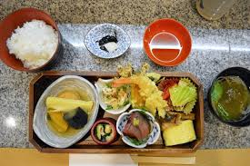 cuisine bento ukon traditional kaiseki cuisine served in a bento box the