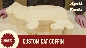 pet coffins how to make a cat coffin