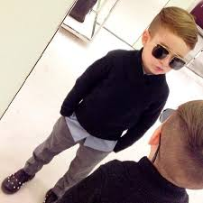 good haircut for 5 yrs old boy the 5 year old boy who s become an instagram style icon style