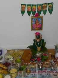ugadi decorations at home souji inta