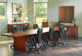Inexpensive Conference Table Mayline Aberdeen 12 Ft Conference Table Nationwide Office