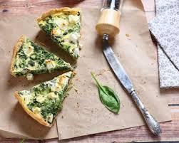 cuisine brousse recette tarte aux épinards et à la brousse