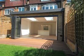 Grp Dormer Rear Extension With Grp Flat Roof South Dps Ltd