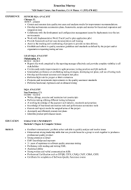 resume template download docker sqa analyst resume sles velvet jobs