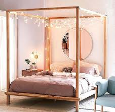Poster Bed Frame Four Post Bed Canopy Irrr Info