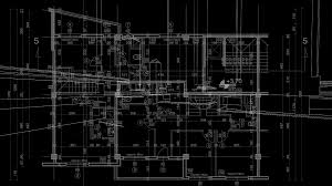 blueprint house plans abstract architecture background blueprint house plan with sketch