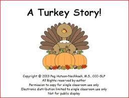 interactive book a turkey story a thanksgiving tale by peg hutson