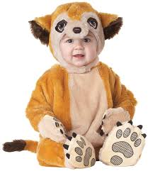 party city category halloween costumes baby toddler infant infant amazon com california costumes meerkat infant jumpsuit costume