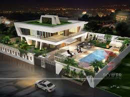 we are expert in designing 3d ultra modern home designs projets
