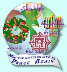 christmas hanukkah kwanzaa images reverse