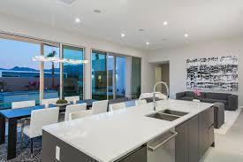 aquabrass zest kitchen faucet in a design by alta verde escena