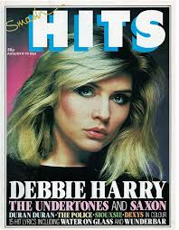 smash hits wedding band 21 vintage covers of smash hits magazine debbie harry