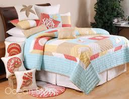 Girls Hawaiian Bedding by Coastal Bedding Oceanstyles Com