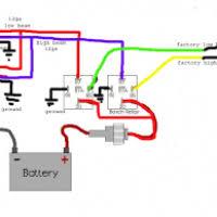 bosch relay wiring diagram horn yondo tech