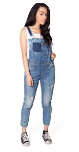 distressed denim dungarees from dungarees online available uk