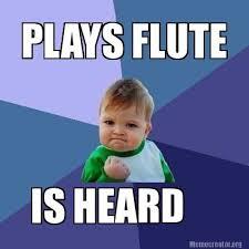 Flute Player Meme - flute player memes images