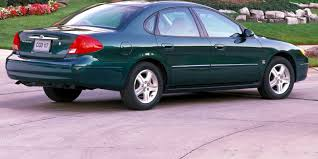lexus recall for accelerator ford taurus probed for stuck accelerators