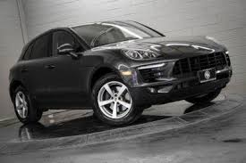 porsche macan sunroof grey porsche macan in illinois for sale used cars on buysellsearch
