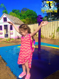 san diego california residential water park by my splash pad