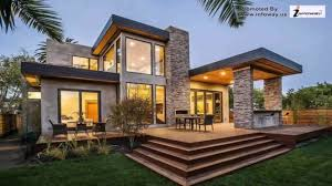 house design zen type zen type house exterior design youtube