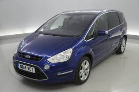 used ford s max titanium for sale motors co uk