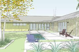 l shaped house plans houseplans com