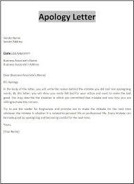 formal apology letter example uploaded by azrina raziyak formal