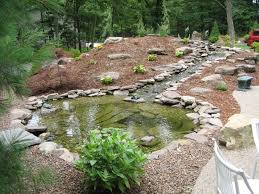 ridgeview landscaping water features