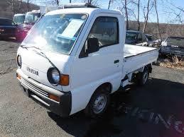 suzuki pickup truck 1995 used suzuki mini pickup mini vdd51t at auto king sales inc