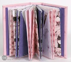 400 pocket photo album mini cherry blossoms folded pocket album club scrap