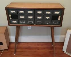 arduino turn a card catalog into an audio memory chest